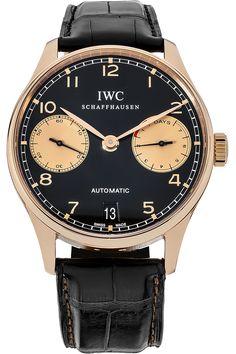 IWC Portuguese 7 Day Boutique Edicion IW500121