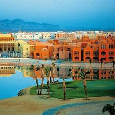 Steigenberger Golf resort El Gouna, Egypt.