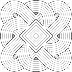 Absolutely love coloring geometric patterns (with colored pencils ONLY) I found it's one thing that relaxes me.