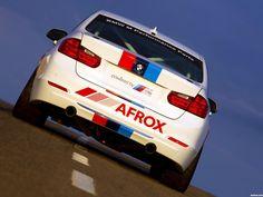 BMW serie 3 sedan race car f30 2012