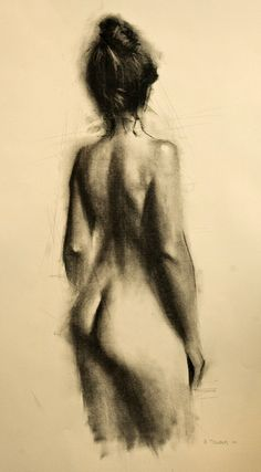 Life Drawing  by Alex Tzavaras 2011