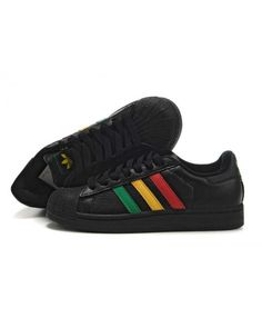 adidas superstar black - deals adidas superstar rose gold, glitter, holographic, black trainers for mens & womens, cheapest price with top quality assurance. Superstars Shoes, Adidas Superstar, Red Shoes, Black Adidas, Shoe Sale, Adidas Sneakers, Green, Shopping, Fashion