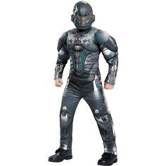 Spartan Locke Muscle Ch 10-12