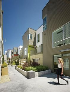 2013 RADA / Affordable Housing / Merit Award: Fillmore Park, San Francisco / David Baker  Partners