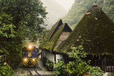 Inkaterra Machu Picchu Pueblo Hotel train rides