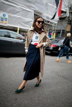 2016年春夏ロンドン・ファッション・ウイーク ストリートスナップ | WWD JAPAN.com