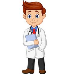 Cartoon male doctor holding a clipboard vector Free Vector Images, Vector Free, Cartoon Male, Male Doctor, Clipboard, Preschool, Projects To Try, Creative, Artist
