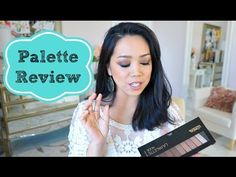Loreal Nude La Palette Review - itsjudytime