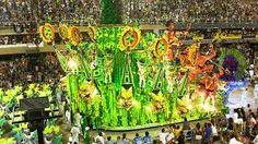 The carnival of Rio