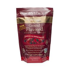 Shop Spectrum Essentials Ground Flaxseed with Mixed Berries at wholesale price only at ThriveMarket.com