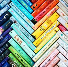 Bookstagram - Kerrie Legend - book chevron by alittlebookworld Ya Books, Books To Buy, Good Books, Books To Read, Book Organization, Books For Teens, Book Aesthetic, Inspirational Books, Book Fandoms