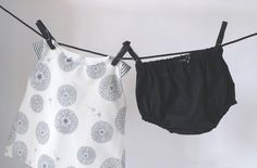 Image of black bloomers €28