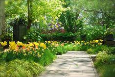 images of mum gardens | ... Mother, Gardener: Chanticleer ~ The Tea Cup & Lower Courtyard Gardens