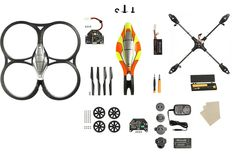 Parrot AR.Drone - Repair your AR.Drone - AR.Drone specifications