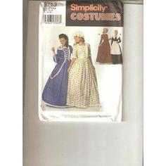 Simplicity pattern 9713 *size D / 4,6,8: Simplicity: Amazon.com: Books