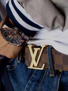 Belt   Louis Vuitton   Men's Accessories