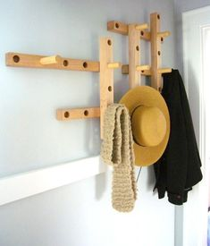 modular coat rack on etsy $500