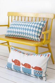 Love the seat! (and the cushion)
