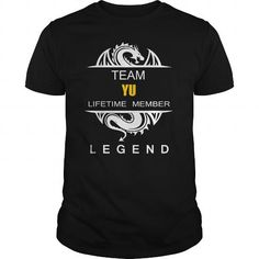 Cool YU Legend tee shirts T shirts
