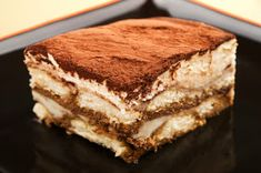 Easy Dessert Recipes: Tiramisu Recipe