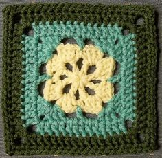 Ravelry: Project Gallery for Square 71 pattern by Jean Leinhauser