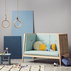 Let summer come to your room Zara Home, Toddler Bed, Barn, Furniture, Home Decor, Bedroom Ideas, Kids, Products, Miniatures