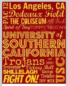 USC Trojans ❤✌