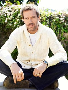 Ladies and gentlemen, Hugh Laurie.