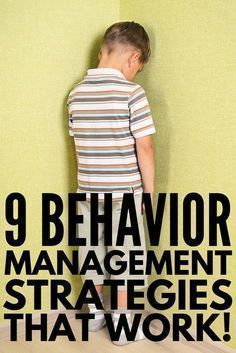 9 Behavior Management Techniques for Parents and Teachers | If you're looking for strategies and ideas to teach you how to discipline kids at home and in the classroom, we have 9 tips you don't want to miss! Whether you're the mom of emotional daughters or destructive boys, the parent of high-energy toddlers, or the teacher of mouthy teenagers, these simple, yet positive techniques are perfect for parents and teachers alike! #parenting #parenting101 #parentingtips #ParentingPictures