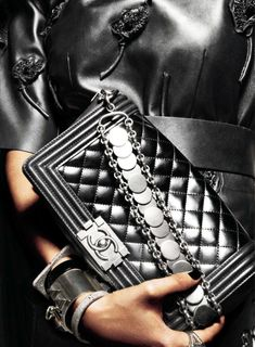 Rock On! #chanel l wantering.com