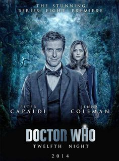 Who else thought that Peter Capaldi did an amazing job as being the Doctor, I know I did! Doctor who season 8 Doctor Who Series 8, Serie Doctor, Doctor Who 2005, 12th Doctor, Twelfth Doctor, Dr Who, Peter Capaldi, Matt Smith, David Tennant