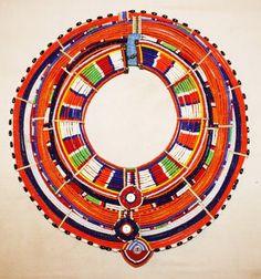 www.cewax.fr aime les bijoux faits main de perles, bijoux tribal africain, bijoux de perles africaine, bijoux en perles fabriqués à la main, collier africaine