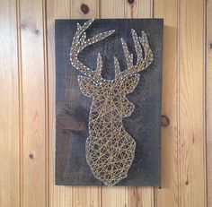 Didn't get your buck last season? This might be a good substitution to hang on your wall until next year... #crookedtreetraders #deer #doe #buck #antlers #nature #hunting #hunt #cabin #animal #rustic #gold #wood #outdoors #nature #forest #woods #stud #camp #newengland #maine #gift #wallart #homedecor #upnorth #uptacamp #mainelife #mainer #camp #outdoorsman #hunter