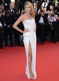 Heidi Klum - Cannes