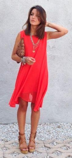 classy chiffon dress  http://rstyle.me/n/i6dr4pdpe