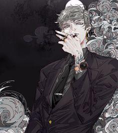 Maestro solitario (the family) quest (red murder) anime art, manga art 및 an Manga Drawing, Manga Art, Anime Art, Chica Anime Manga, Anime Guys, Image Manga, Another Anime, Boy Art, Anime Style