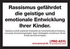 Gemeinsam gegen Rassismus! :: Pro Asyl