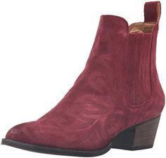 Dolce Vita Women's Seth Boot, Red, 6 M US Dolce Vita-$84.99