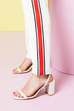 Reach for the racing stripes. // SQUARED