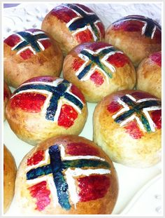 Syttende Mai Ideas That You Should Know - lestcook 17. Mai, Norway National Day, May Celebrations, Minion Baby, Nordic Recipe, Norwegian Food, Scandinavian Food, Public Holidays, Chiffon Cake