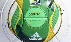 The Cafusa ball for the 2013 Confederations Cup