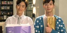 Yoon Dong Ha and Soo Cheol