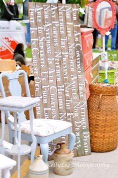 "June 2013 Junk Market ""de-uglied designs"""