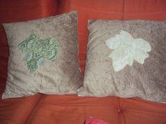 Almofadas. www.saldaterrapatchwork.blogspot.com