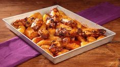 Alette di pollo alla messicana Pollo Chicken, Tandoori Chicken, Chicken Wings, Tex Mex, Poultry, Macaroni And Cheese, Fresh, Meat, Dinner