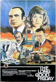 The Long Good Friday - starring Bob Hoskins and Helen Mirren