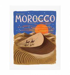 Bon Voyage Morocco I