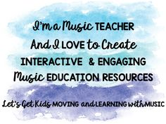 Looking for online elementary music lessons? Get FREE resources for your music classes here at Sing Play Create. Songs, Games, Activities for grades Kindergarten Music, Teaching Music, Preschool Music, General Music Classroom, Online Music Lessons, Movement Activities, Music And Movement, Elementary Music, Music Education