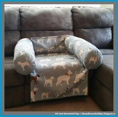 DIY And Household Tips: Pet Couch Bed Cushion