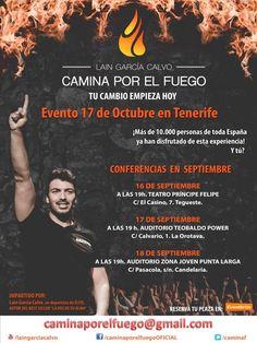 Empezamos septiembre con nuevas conferencias en Tenerife ... ¿Todavia no te has enterado? http://us10.campaign-archive2.com/?u=5d9276c0d2894955e96e303e2&id=645aaabe62
